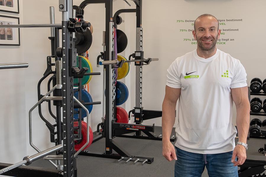 Lukas Grigorescu Personal Trainer